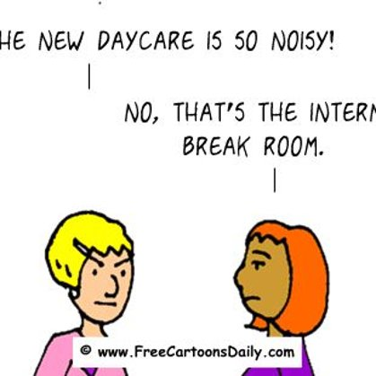 Day Care vs Internal Break Room
