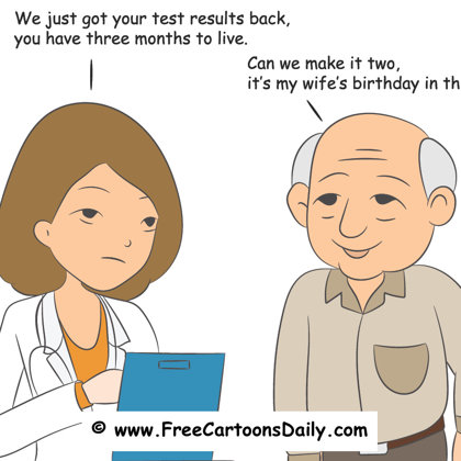 nurse coctor patient cartoon